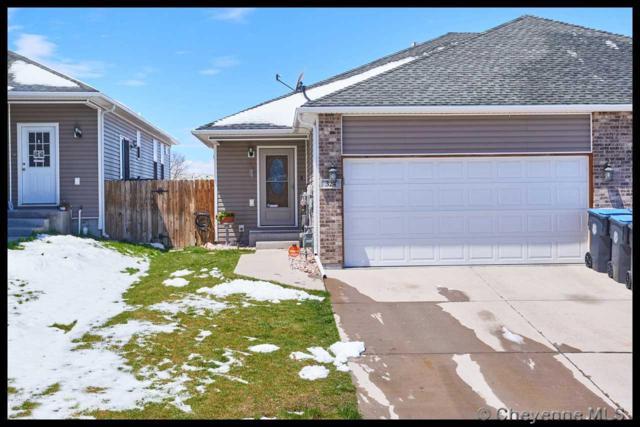 324 Borough St, Cheyenne, WY 82007 (MLS #75130) :: RE/MAX Capitol Properties