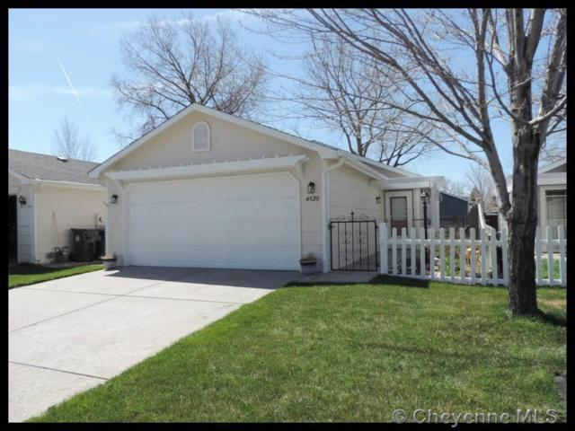 4525 E 13TH ST, Cheyenne, WY 82001 (MLS #75137) :: RE/MAX Capitol Properties