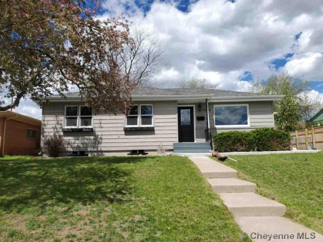 1770 Andover Dr, Cheyenne, WY 82001 (MLS #75140) :: RE/MAX Capitol Properties