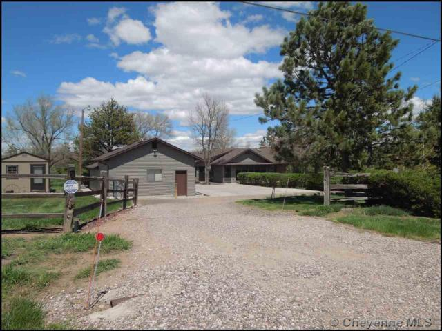 110 W Powell Rd, Cheyenne, WY 82009 (MLS #75141) :: RE/MAX Capitol Properties