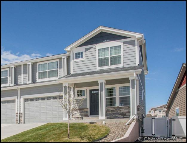 1228 Alyssa Way, Cheyenne, WY 82009 (MLS #75255) :: RE/MAX Capitol Properties