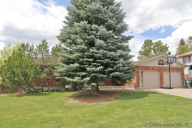 736 Ranger Dr, Cheyenne, WY 82009 (MLS #75256) :: RE/MAX Capitol Properties