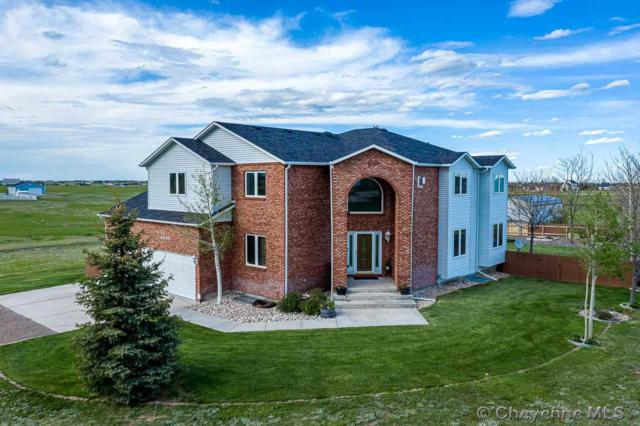 4805 Blazing Star Rd, Cheyenne, WY 82009 (MLS #75274) :: RE/MAX Capitol Properties