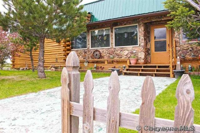 1192 Otto Rd, Cheyenne, WY 82001 (MLS #75305) :: RE/MAX Capitol Properties