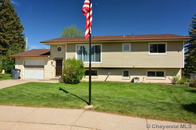 4915 E 7TH ST, Cheyenne, WY 82001 (MLS #75307) :: RE/MAX Capitol Properties