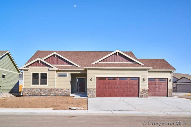 1520 Scenic Ridge Dr, Cheyenne, WY 82009 (MLS #75311) :: RE/MAX Capitol Properties