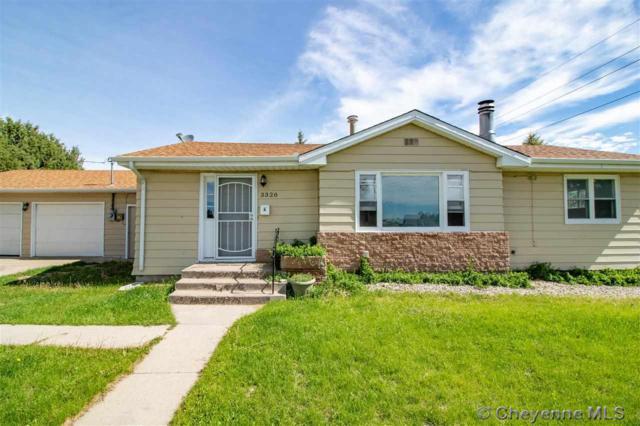 3320 Charles St, Cheyenne, WY 82001 (MLS #75330) :: RE/MAX Capitol Properties