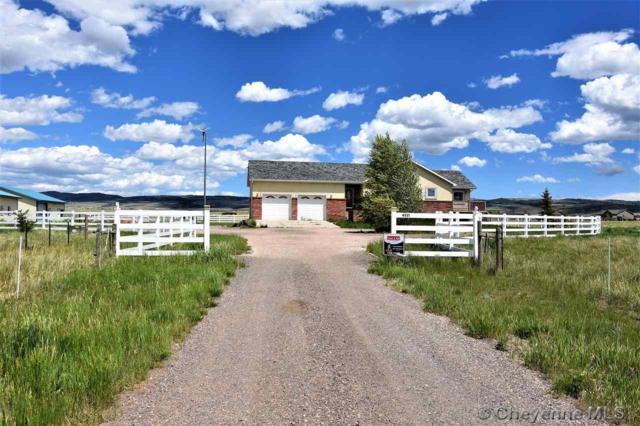 4321 Strom St, Laramie, WY 82070 (MLS #75341) :: RE/MAX Capitol Properties