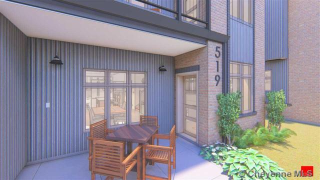 515 W 17TH ST, Cheyenne, WY 82001 (MLS #75349) :: RE/MAX Capitol Properties