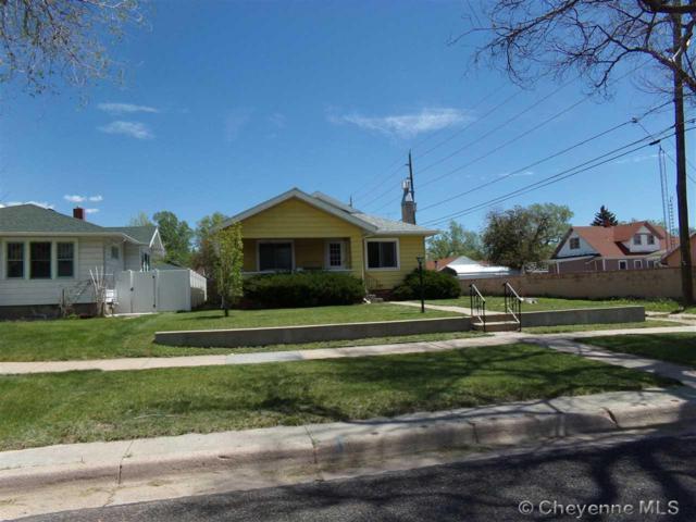 2615 Evans Ave, Cheyenne, WY 82001 (MLS #75362) :: RE/MAX Capitol Properties