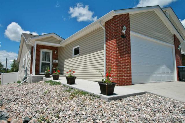 5802 Star Wood Ct, Cheyenne, WY 82009 (MLS #75365) :: RE/MAX Capitol Properties