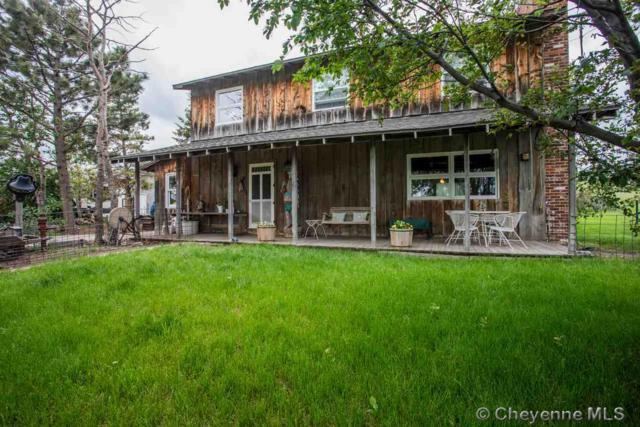 2431 Road 218, Cheyenne, WY 82009 (MLS #75375) :: RE/MAX Capitol Properties