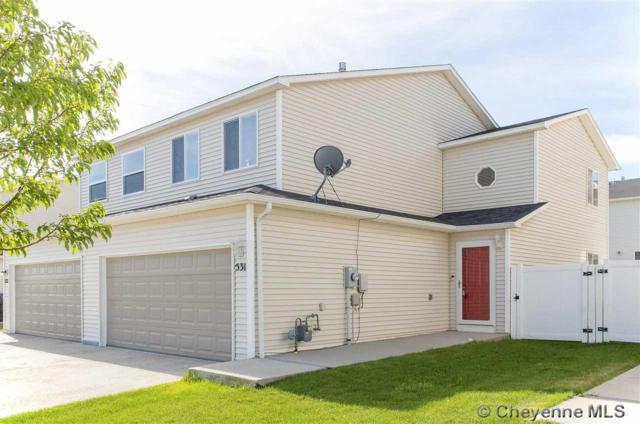 531 W 3RD ST, Cheyenne, WY 82007 (MLS #75376) :: RE/MAX Capitol Properties