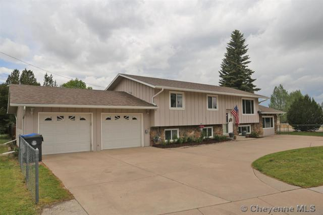1026 Crest Park Dr, Cheyenne, WY 82001 (MLS #75395) :: RE/MAX Capitol Properties