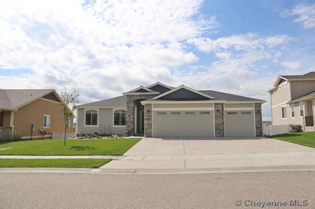 1239 Jessi Dr, Cheyenne, WY 82009 (MLS #75397) :: RE/MAX Capitol Properties