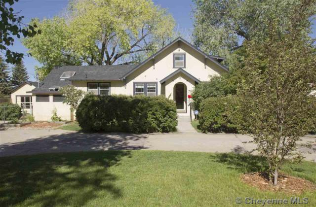 700 S 22ND ST, Laramie, WY 82070 (MLS #75500) :: RE/MAX Capitol Properties