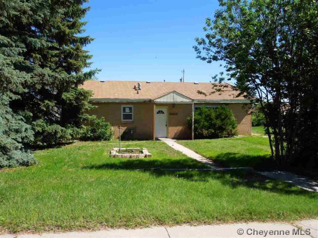 3810 Laramie St, Cheyenne, WY 82001 (MLS #75509) :: RE/MAX Capitol Properties