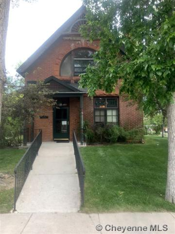 2103 Evans Ave, Cheyenne, WY 82001 (MLS #75522) :: RE/MAX Capitol Properties