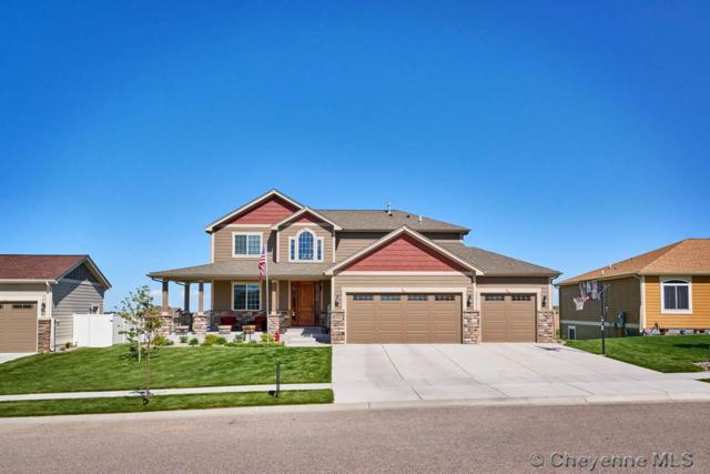 1337 Jessi Dr, Cheyenne, WY 82009 (MLS #75565) :: RE/MAX Capitol Properties