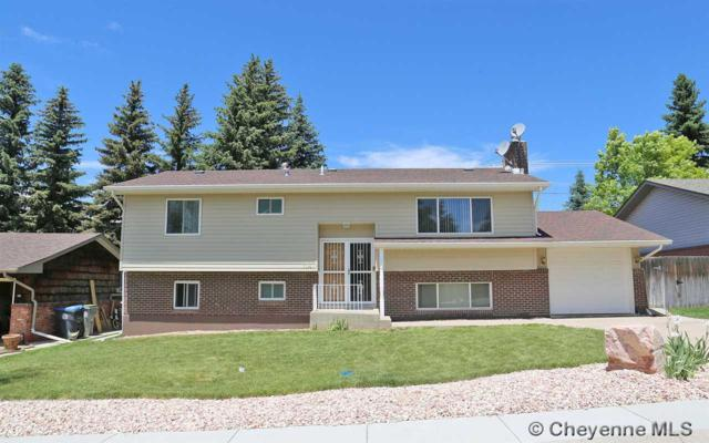 704 Hirst St, Cheyenne, WY 82009 (MLS #75608) :: RE/MAX Capitol Properties