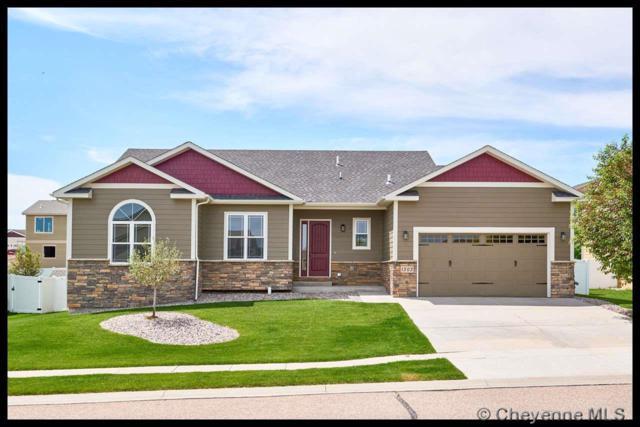 1303 Miracle Parkway, Cheyenne, WY 82009 (MLS #75614) :: RE/MAX Capitol Properties