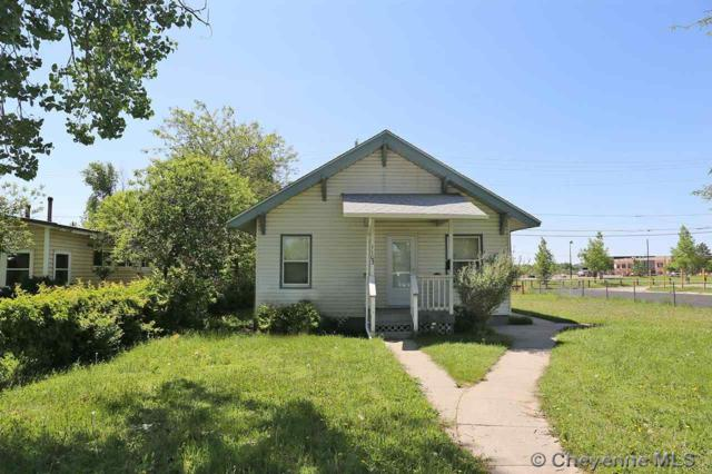1103 E 6TH ST, Cheyenne, WY 82007 (MLS #75628) :: RE/MAX Capitol Properties
