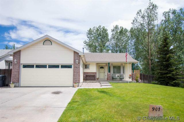 901 Morningside Dr, Cheyenne, WY 82001 (MLS #75633) :: RE/MAX Capitol Properties