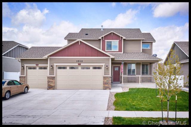 3512 Thomas Rd, Cheyenne, WY 82009 (MLS #75636) :: RE/MAX Capitol Properties
