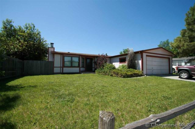 515 Angie St, Cheyenne, WY 82007 (MLS #75654) :: RE/MAX Capitol Properties