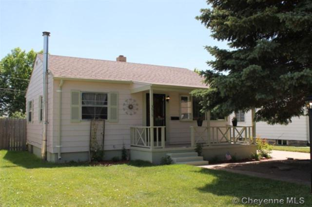 3515 Duff Ave, Cheyenne, WY 82001 (MLS #75670) :: RE/MAX Capitol Properties