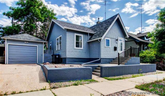 715 E 21ST ST, Cheyenne, WY 82001 (MLS #75677) :: RE/MAX Capitol Properties