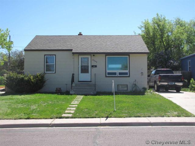 3349 Alexander Ave, Cheyenne, WY 82001 (MLS #75682) :: RE/MAX Capitol Properties