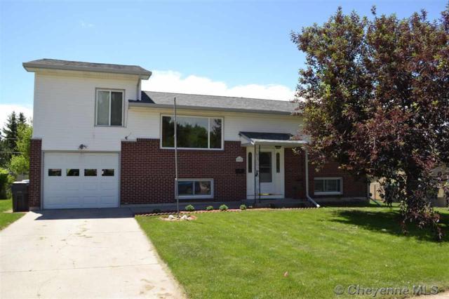 731 Melton St, Cheyenne, WY 82009 (MLS #75688) :: RE/MAX Capitol Properties