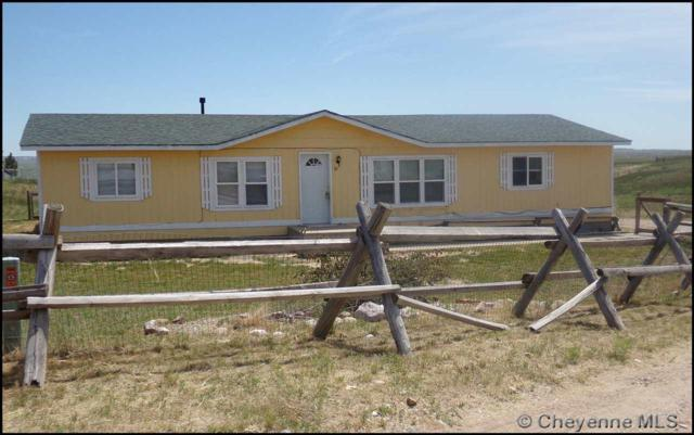 31 Loretta Dr, Wheatland, WY 82201 (MLS #75691) :: RE/MAX Capitol Properties