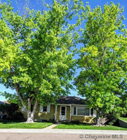 3212 Acacia Dr, Cheyenne, WY 82001 (MLS #75697) :: RE/MAX Capitol Properties