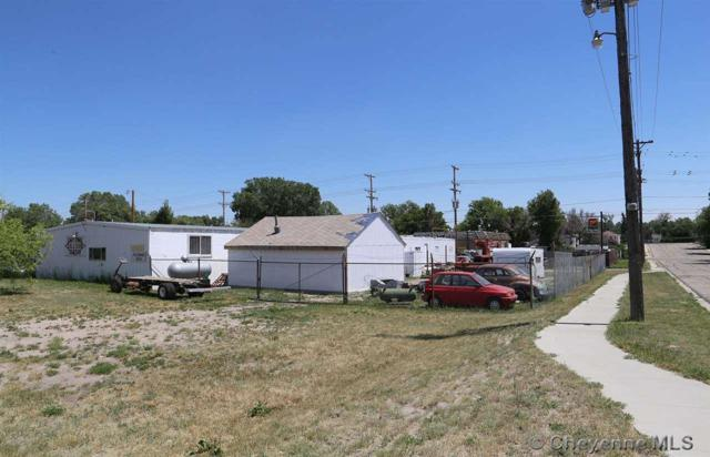 TBD Deming Dr, Cheyenne, WY 82007 (MLS #75701) :: RE/MAX Capitol Properties