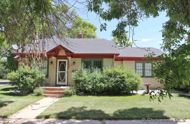 3721 Warren Ave, Cheyenne, WY 82001 (MLS #75716) :: RE/MAX Capitol Properties