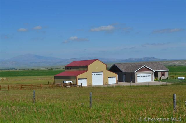 260 N Hightower Rd, Wheatland, WY 82201 (MLS #75721) :: RE/MAX Capitol Properties