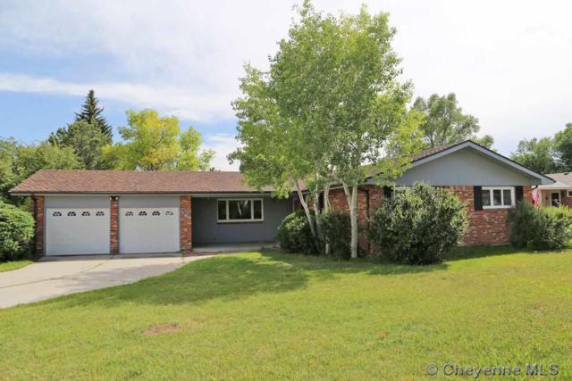 803 Ridgeland St, Cheyenne, WY 82009 (MLS #75722) :: RE/MAX Capitol Properties