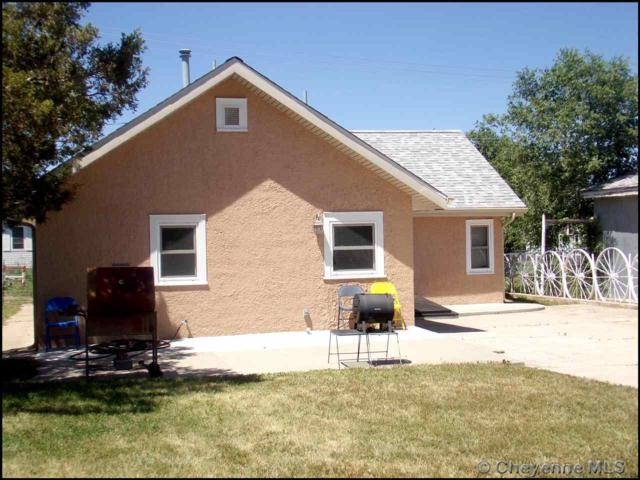 1607 12TH ST, Wheatland, WY 82201 (MLS #75730) :: RE/MAX Capitol Properties