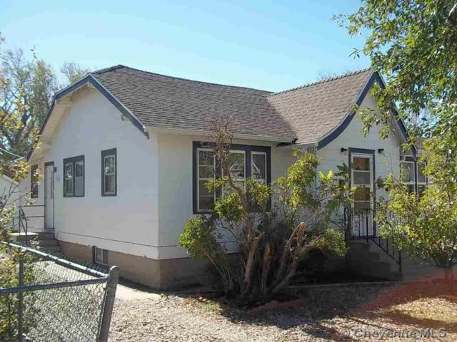 815 W 27TH ST, Cheyenne, WY 82001 (MLS #75746) :: RE/MAX Capitol Properties