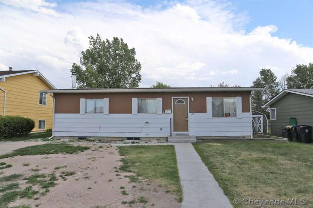 1513 W Allison Rd, Cheyenne, WY 82007 (MLS #75752) :: RE/MAX Capitol Properties