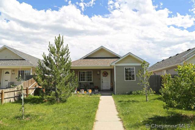 411 E 5TH ST, Cheyenne, WY 82007 (MLS #75755) :: RE/MAX Capitol Properties