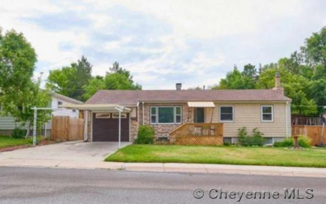 916 Kingham Dr, Cheyenne, WY 82001 (MLS #75757) :: RE/MAX Capitol Properties
