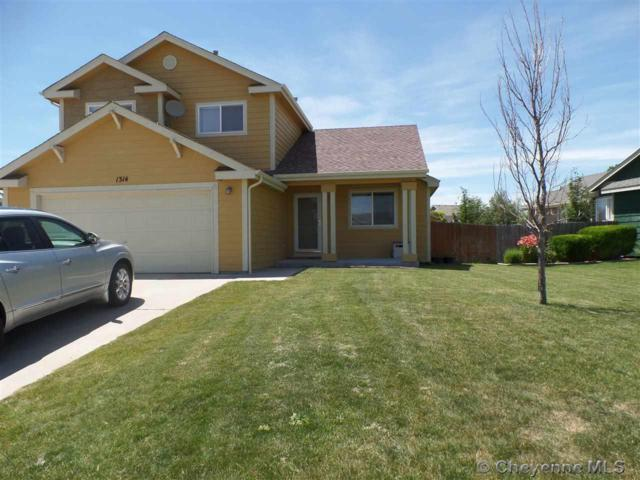 1314 Meadow Dr, Cheyenne, WY 82001 (MLS #75758) :: RE/MAX Capitol Properties