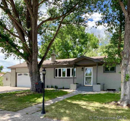 5318 Wahoo Pl, Cheyenne, WY 82009 (MLS #75759) :: RE/MAX Capitol Properties