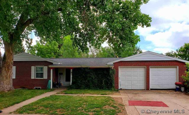 5317 Syracuse Rd, Cheyenne, WY 82009 (MLS #75761) :: RE/MAX Capitol Properties
