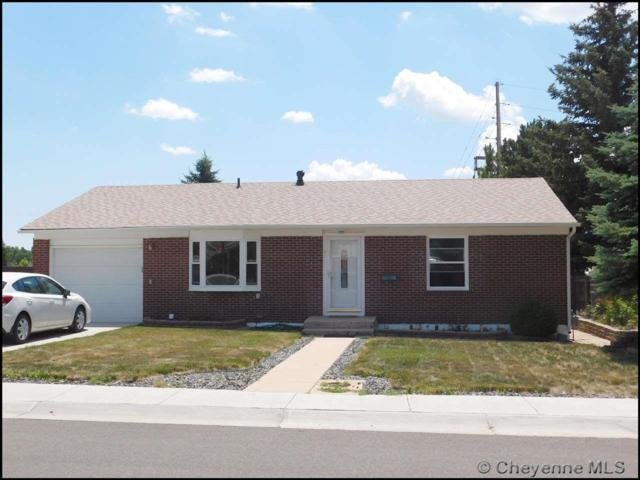 603 Creighton St, Cheyenne, WY 82009 (MLS #75800) :: RE/MAX Capitol Properties