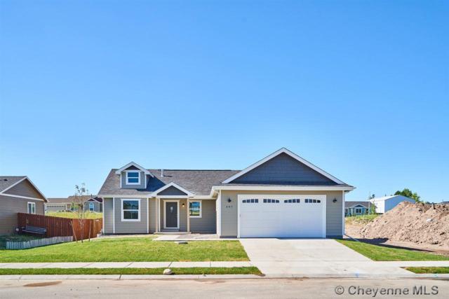 LOT 16 Sahler St, Cheyenne, WY 82009 (MLS #75836) :: RE/MAX Capitol Properties