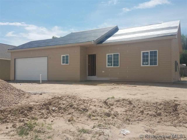 318 Orange St, Cheyenne, WY 82007 (MLS #75853) :: RE/MAX Capitol Properties